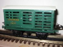 Hornby SR Milk Traffic Van